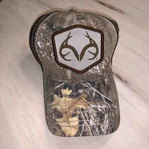 Fitted Realtree Hat
